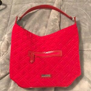 Vera Bradley Red Shoulder Bag
